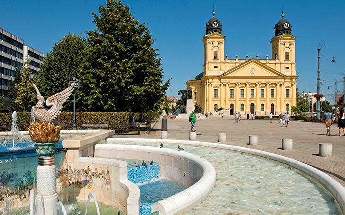 Reformed Great Church Debrecen