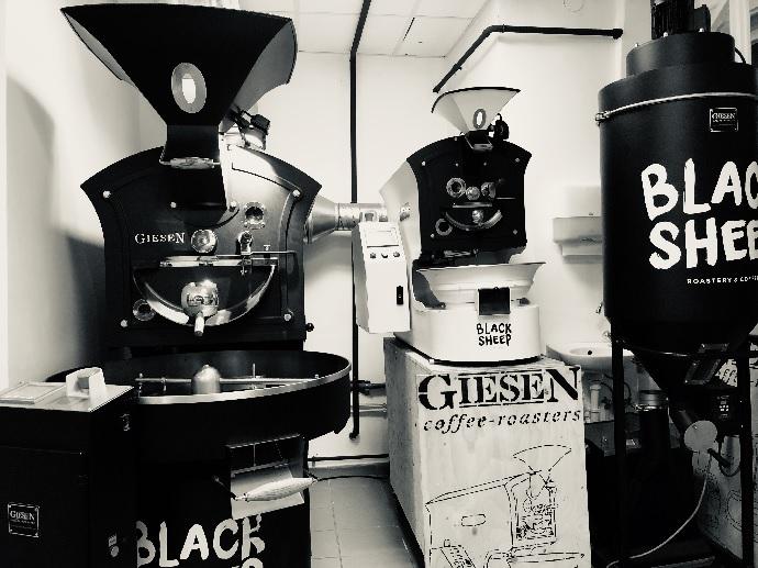 Black Sheep Roastery & Coffee