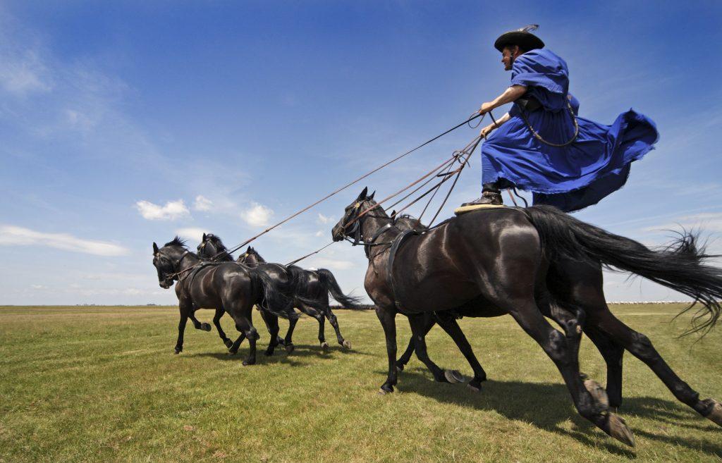 hortobagy lovas napok