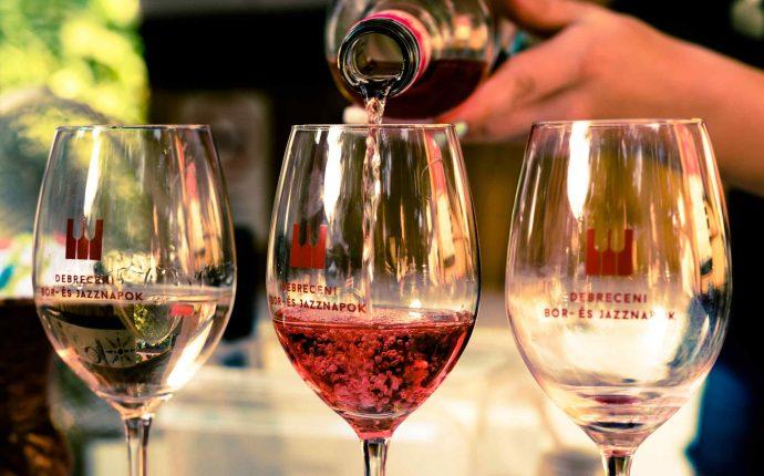 Wine event debrecen