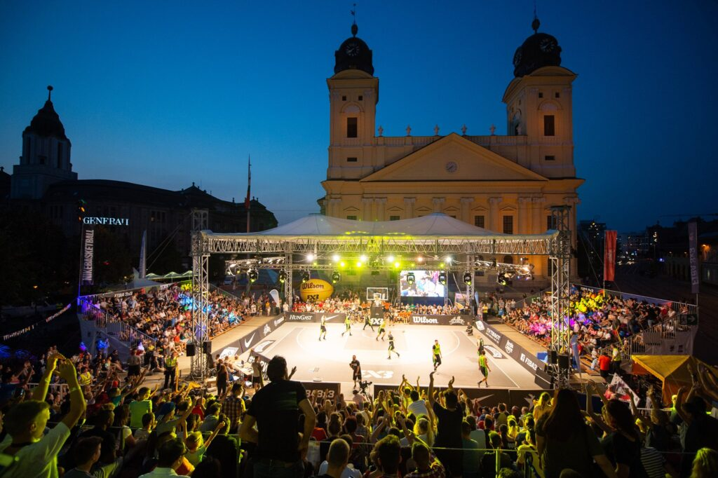3x3 Fiba Masters Debrecen