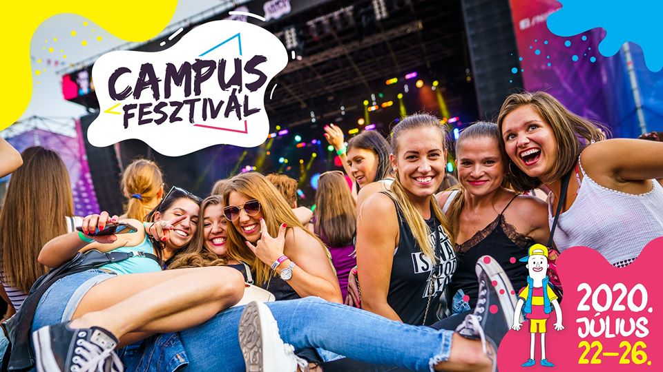 campus fesztival - Will the Campus Festival Take Place or Will it be Cancelled?