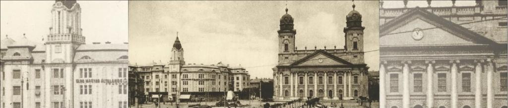 1920s Debrecen