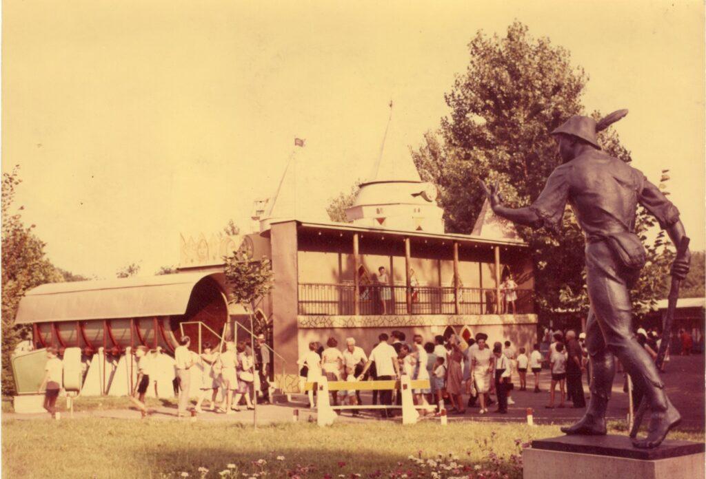 amusement park 60 years