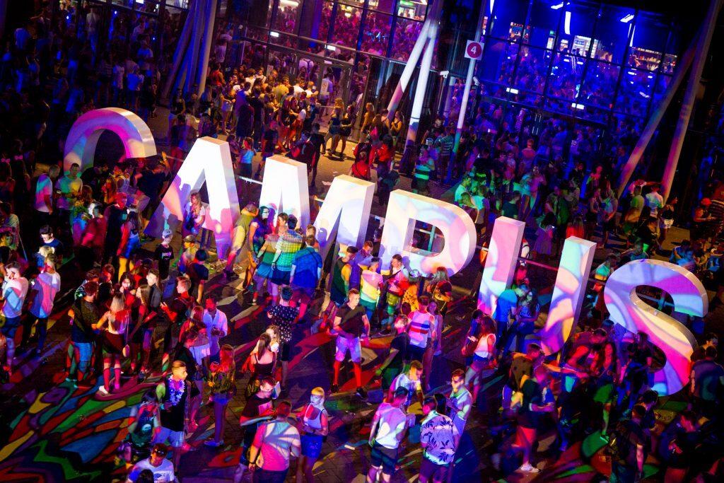 Campus-fesztival