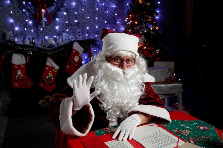 Santa online