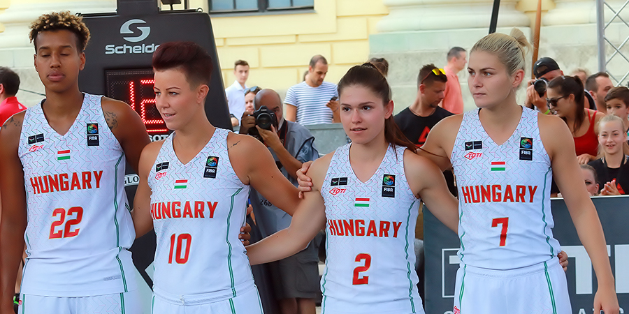 kosarasok 1 - 3x3 Basketball Olympic Qualifying Round to be Held in Debrecen